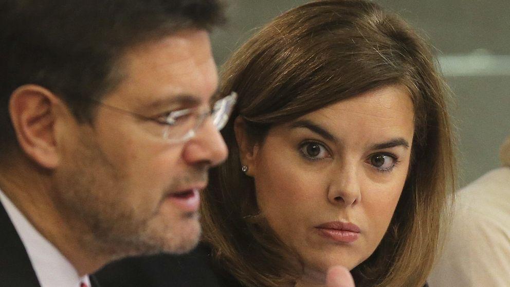 Catalá anuncia a los abogados que reformará las tasas