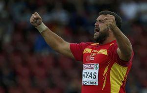 Borja Vivas hace historia en Zúrich y se proclama subcampeón de Europa
