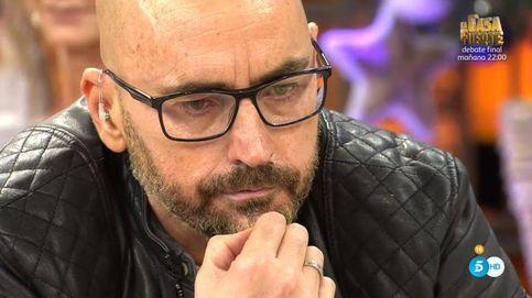 Diego Arrabal se derrumba en 'Viva la vida' al escuchar un emotivo mensaje