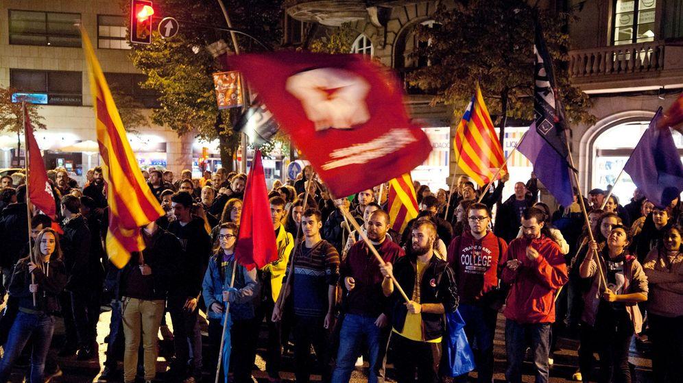 Foto: Concentración en Cataluña
