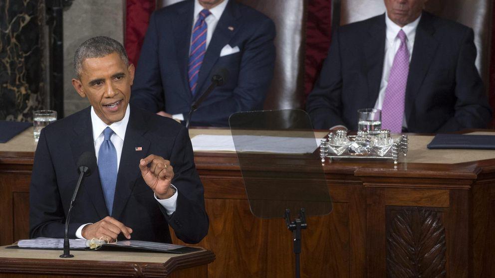 Obama saca pecho con la economía y busca una agenda social ambiciosa