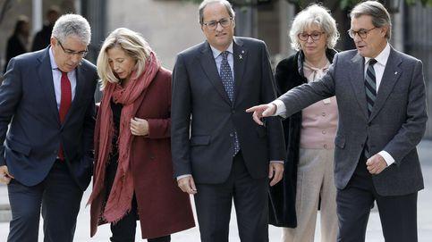 Torra pone condiciones a Sánchez y ve viable proclamar la independencia esta legislatura
