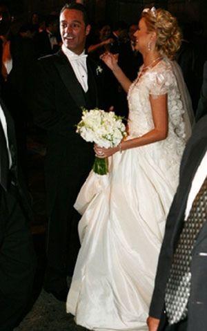 La élite mundial se concentra en la boda de Carlos Slim Junior