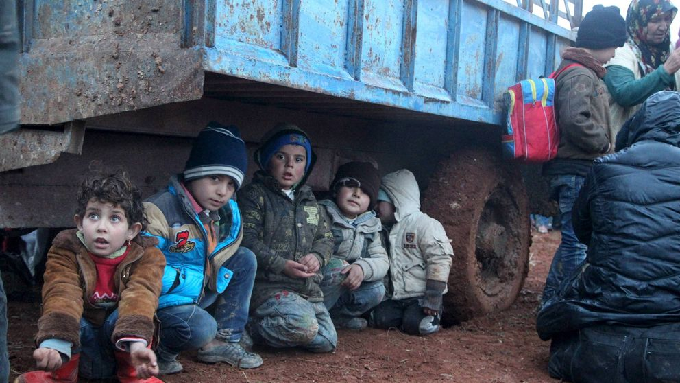 El plan de EEUU para la crisis de los refugiados: zonas seguras dentro de Siria