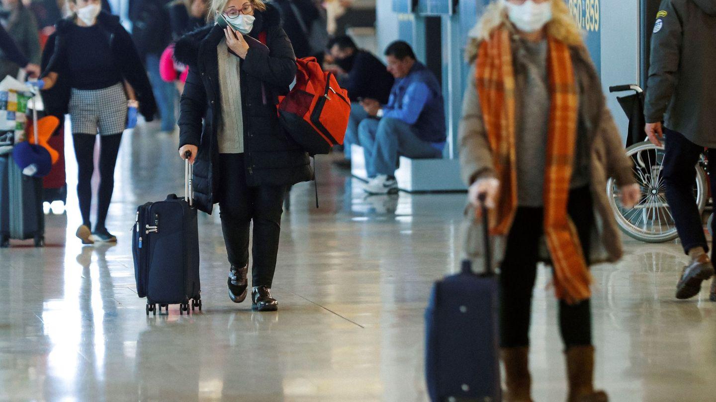 Muchos vuelos han sido cancelados. (EFE)