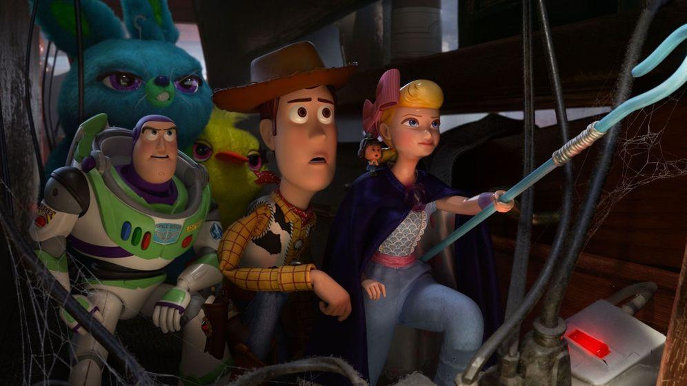 Foto: Los juguetes toman los cines con 'Toy Story 4'. (EFE)