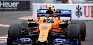 Post de El problema del McLaren que ha aniquilado a Carlos Sainz en los Libres