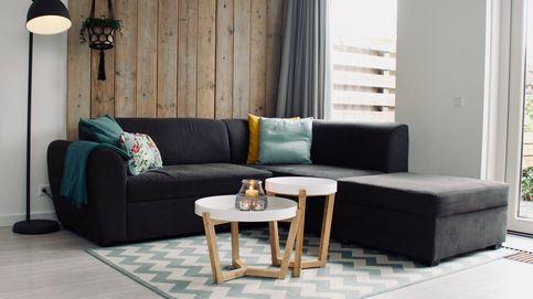 Zara Home tiene las mesas auxiliares ideales para un salón pequeño