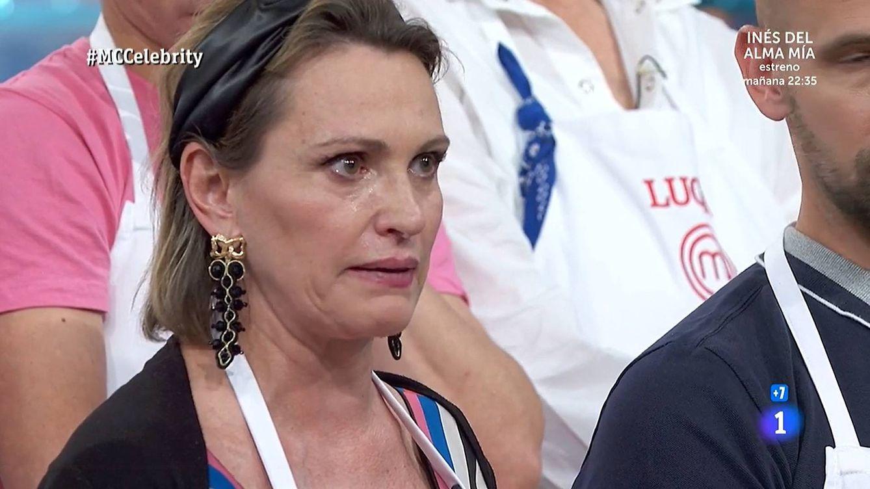'Masterchef Celebrity' | El jurado hace llorar a Ainhoa Arteta: No soy ninguna derrochona