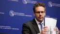 Dimite el presidente del banco central de Argentina, Guido Sandleris
