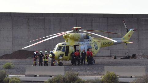 El Gobierno de Canarias cree que no hay víctimas en el desprendimiento en La Gomera