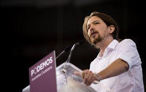 La élite empresarial asume el boom de Podemos, harta de corrupción