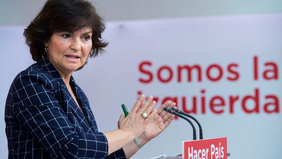 Ferraz descarta postular a Valenciano para liderar el grupo socialista europeo