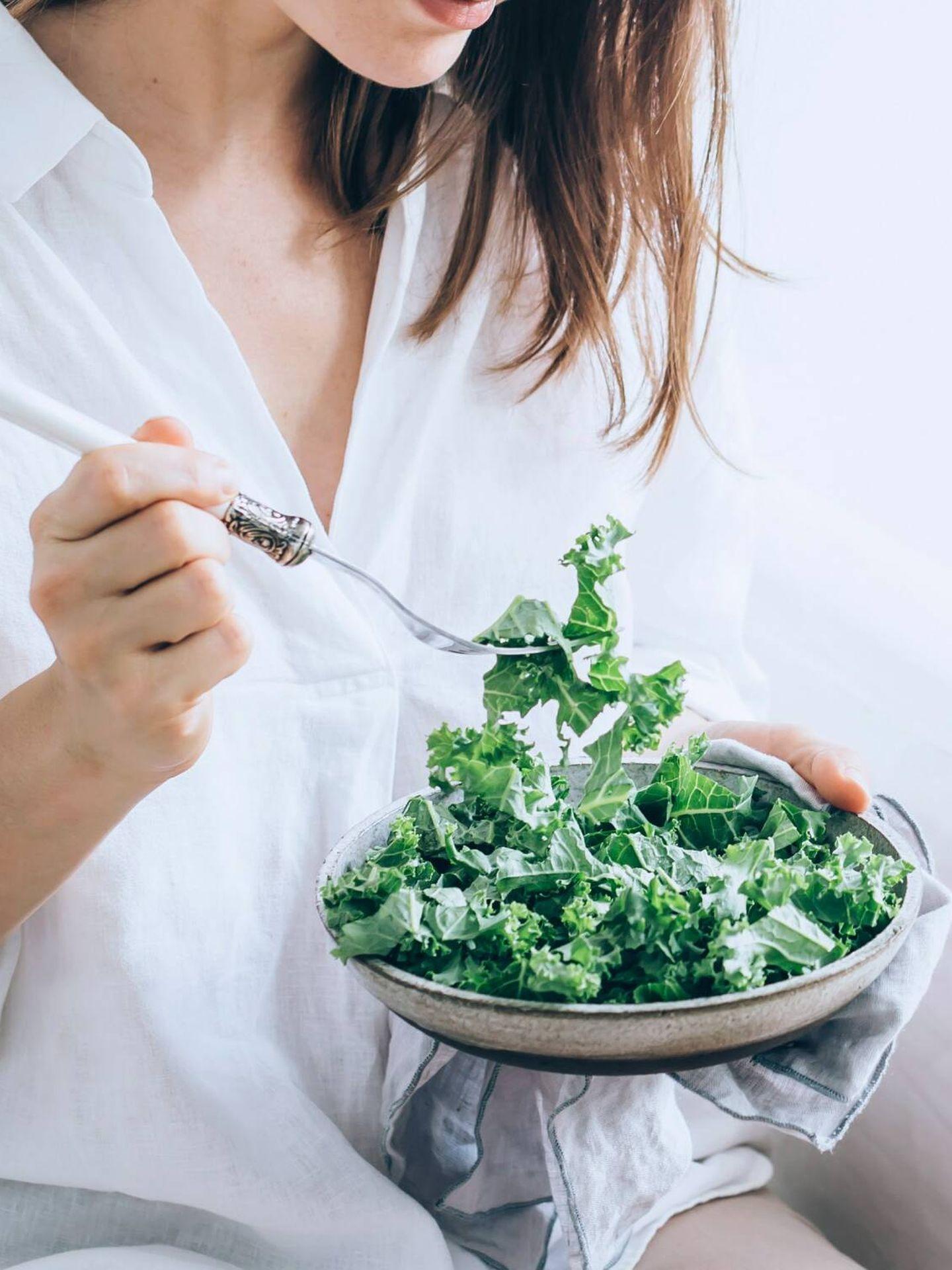 Evita el efecto rebote después de adelgazar. ( Nutriciously para Unsplash)