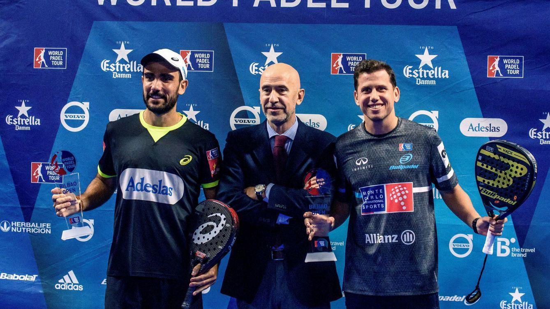 El mejor estreno de Paquito Navarro y Pablo Lima en el Bilbao Open
