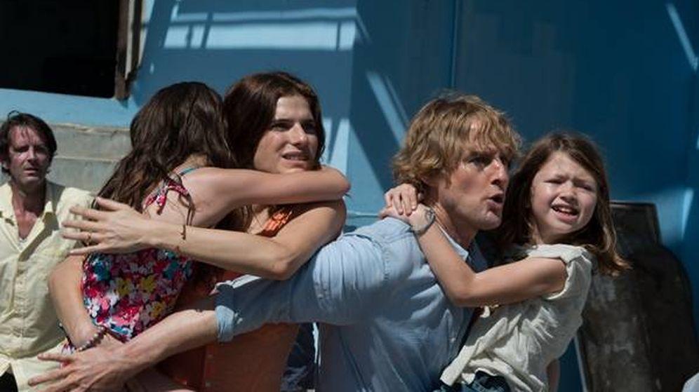Foto: Imagen de la cinta 'Golpe de estado', emitida por 'La película de la semana'