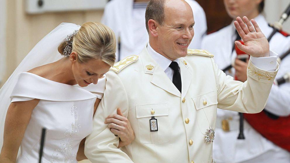 Charlène de Mónaco revela 8 años después un momento desconocido de su boda