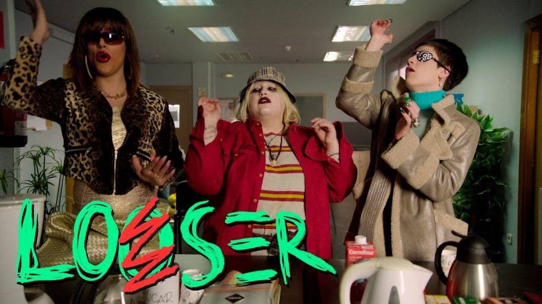 Imagen promocional de 'Looser'. (Atresmedia)
