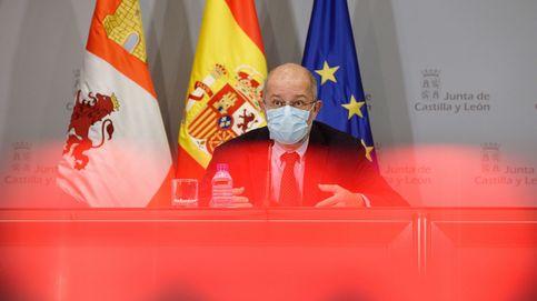 Castilla y León ampliará desde del viernes el cierre de la actividad no esencial a las 21:30