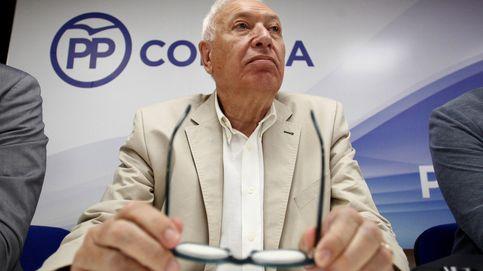 Margallo sube el tono: el PP morirá por inanición con las viudas y el hijo adoptivo