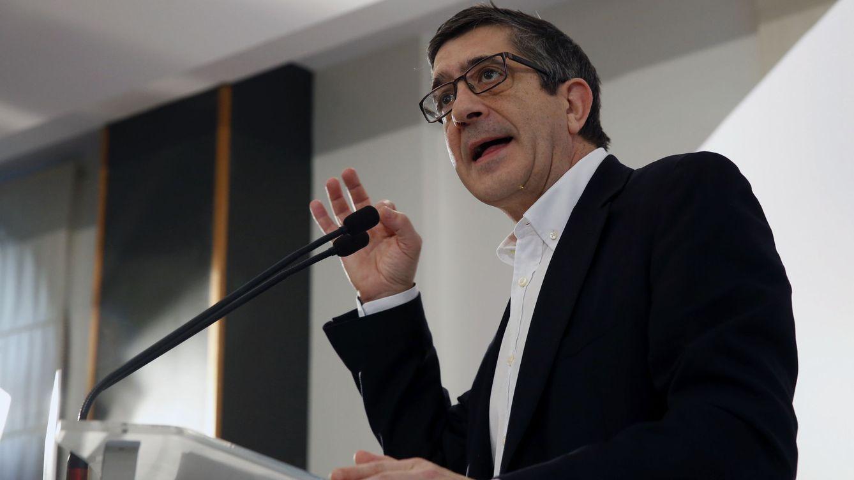 Patxi López pide a Sánchez y Díaz que las primarias no sean una batalla fratricida