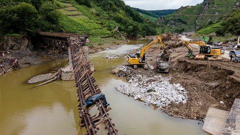Las inundaciones cuestan al sector asegurador alemán 7.000 millones de euros