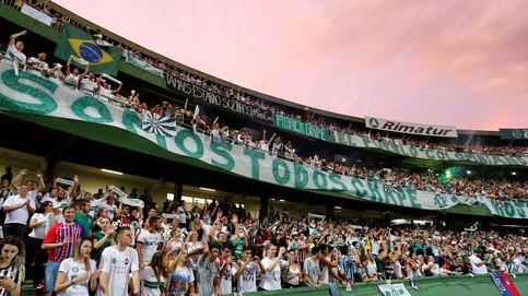 Sancionan al Chapecoense por no disputar su último partido