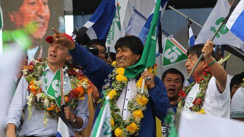 El 'no' a la reelección de Evo Morales gana con el 65,5% de los votos