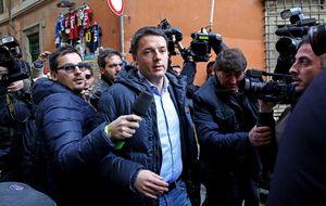 Renzi promete cirugía para los tumores institucionales de Italia