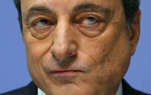 La banca impulsa el QE al pedir al BCE solamente 130.000 millones