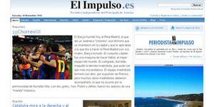 Detenido en Oviedo el administrador de un diario digital por plagio de noticias