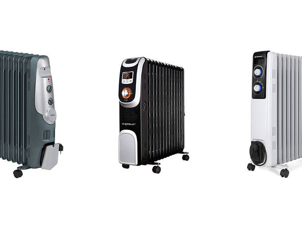 Foto: Los mejores radiadores de aceite para caldear el ambiente