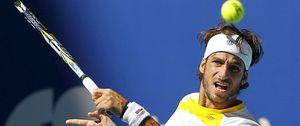 Foto: Feliciano López pasa de ronda y García-López, Robredo y Bautista caen eliminados en Sydney