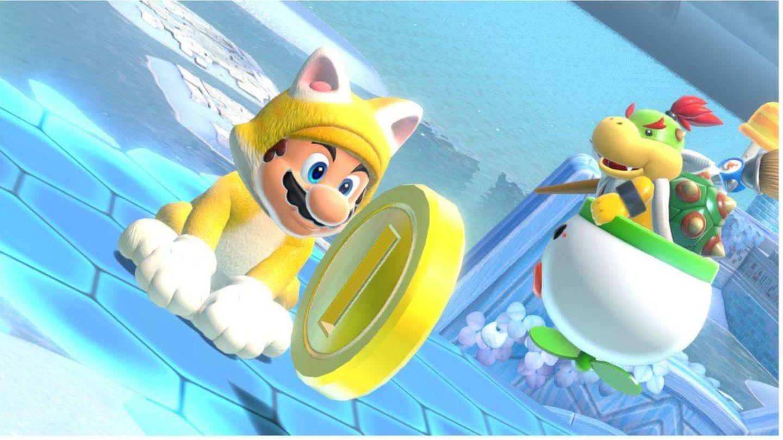 Detalle de 'Bowser´s Fury'. Foto: Nintendo
