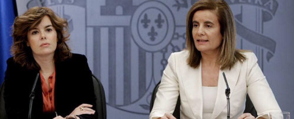 Foto: El Gobierno abarata el despido y crea un nuevo contrato para jóvenes