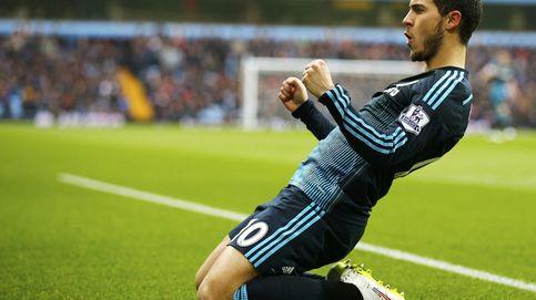 Mourinho cree que Hazard jugó mejor que Cristiano la temporada pasada