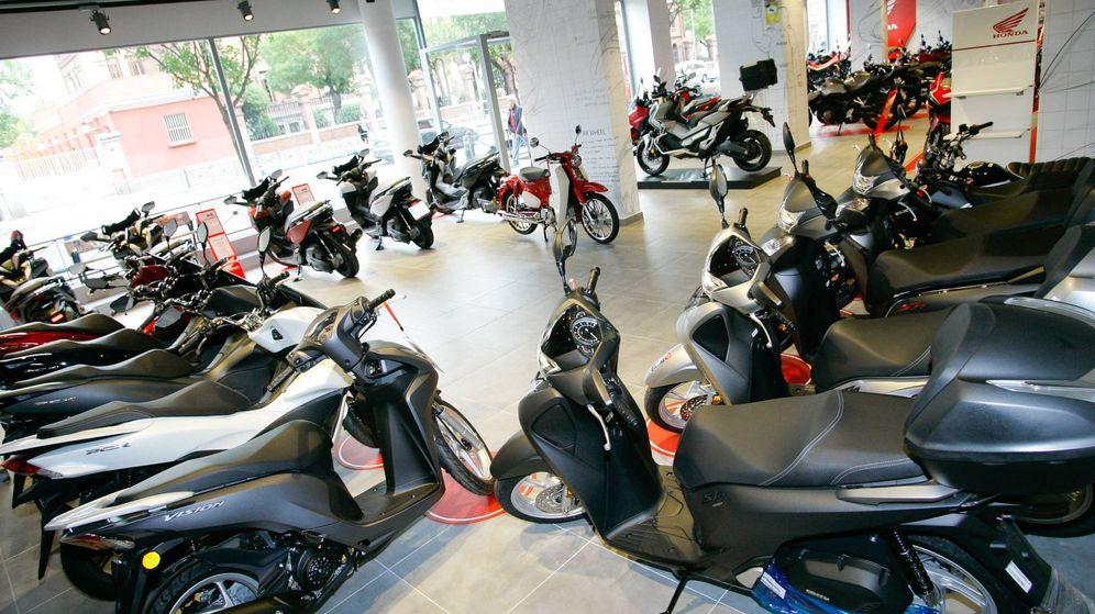 Foto: La marca Honda lideró el mercado de motocicletas en España en 2019 con 36.335 unidades vendidas.