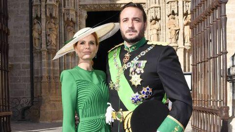 Dos novias, Olivia de Borbón y Virginia Troconis: los 6 looks del fin de semana