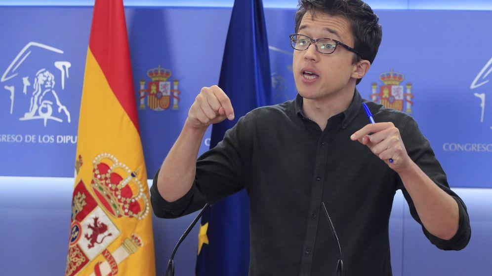 Foto: El líder de Más País, Iñigo Errejón. (EFE)