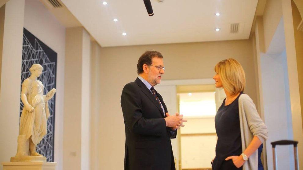 Rajoy con Susanna Griso: su mujer, las elecciones, el sexo en campaña y más