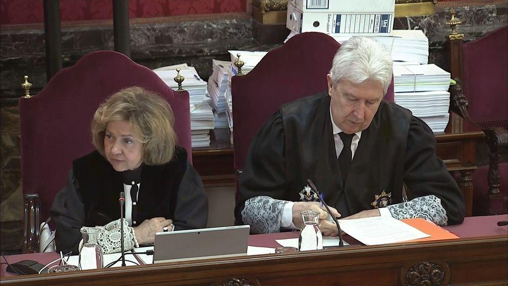 La Fiscalía se enreda con los documentos y a punto está de 'perder los papeles'