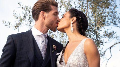 La boda de Ramos y Pilar Rubio recorre el mundo con la prensa internacional