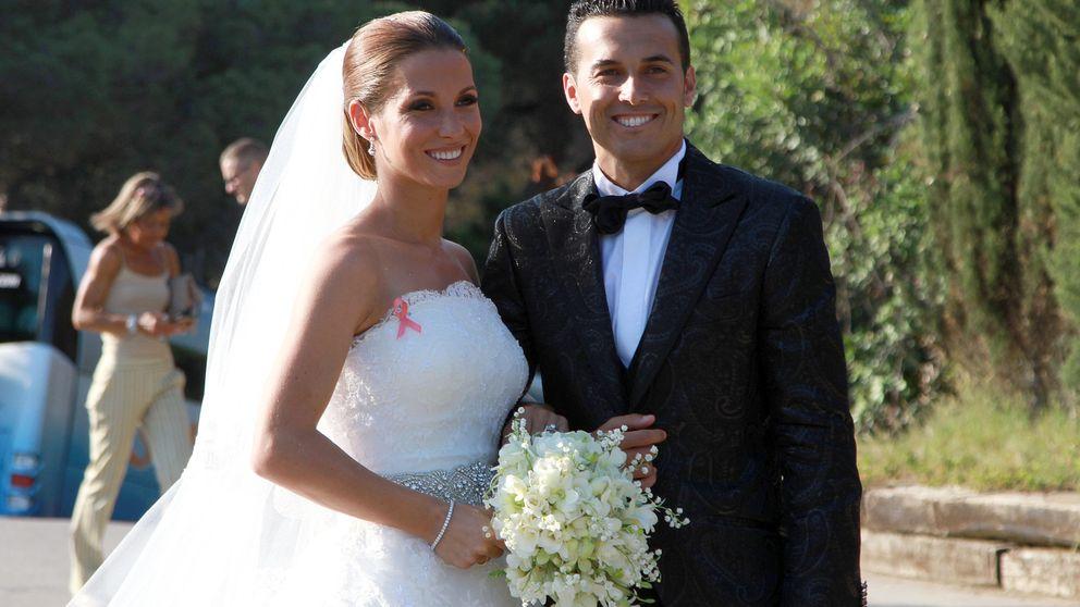 'Pedrito' y Carolina Martín se casan cerca de la costa catalana