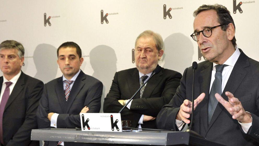 Kutxabank pliega velas ante el BdE: dotará el fondo de reserva