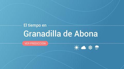 El tiempo en Granadilla de Abona: previsión meteorológica de hoy, lunes 21 de octubre