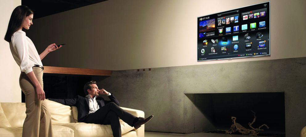 Foto: ¿Tienes una 'smart TV'? Puede espiar todo lo que dices, y tiene tu permiso