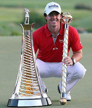 Rory McIlroy arrebata a Tiger Woods el cetro deportivo y económico en el mundo del golf