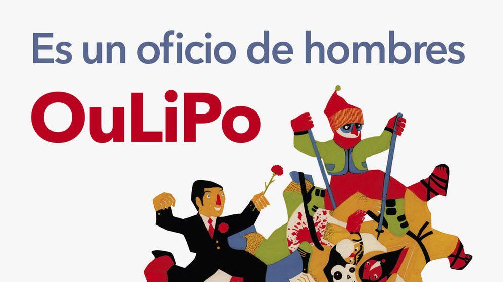 Foto: Detalle de la portada de 'Es oficio de hombres', del ilustrador Daniel Montero Galán.