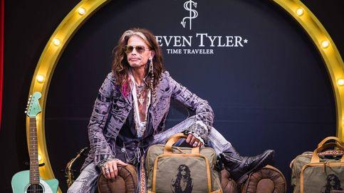 Steven Tyler, el rockero que ahora tiene su propia marca de maletas