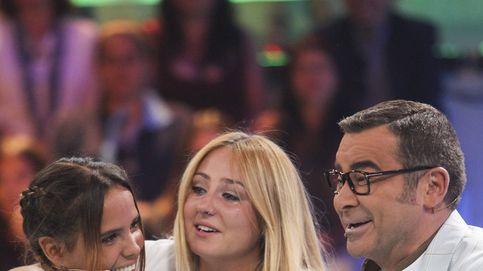 Así fue el encuentro de Jorge Javier y Rocío Flores tras las cámaras